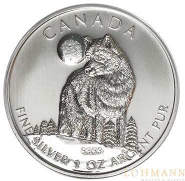 Canadian Wildlife Series - Wolf 2011