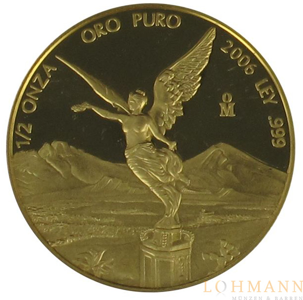 Gold Libertad - Proof